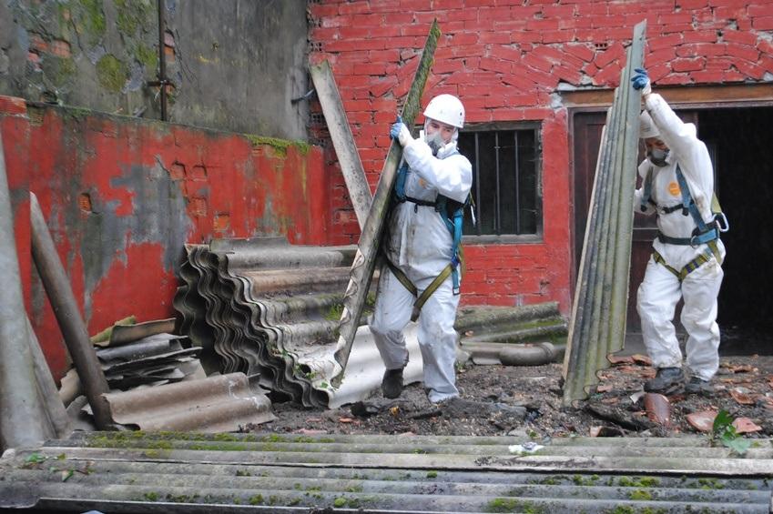 Nuovo finanziamento per la rimozione dell'amianto