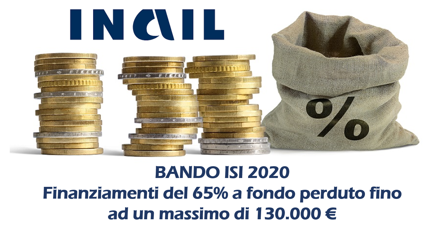 Bando ISI INAIL 2020 / 2021