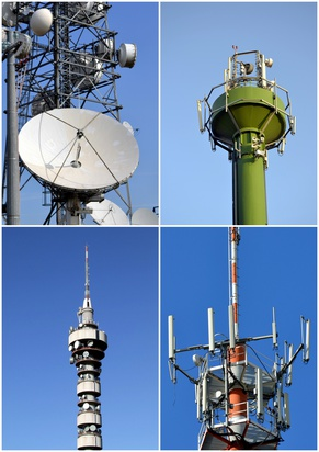 Campi elettromagnetici telefonini: studio Arpa
