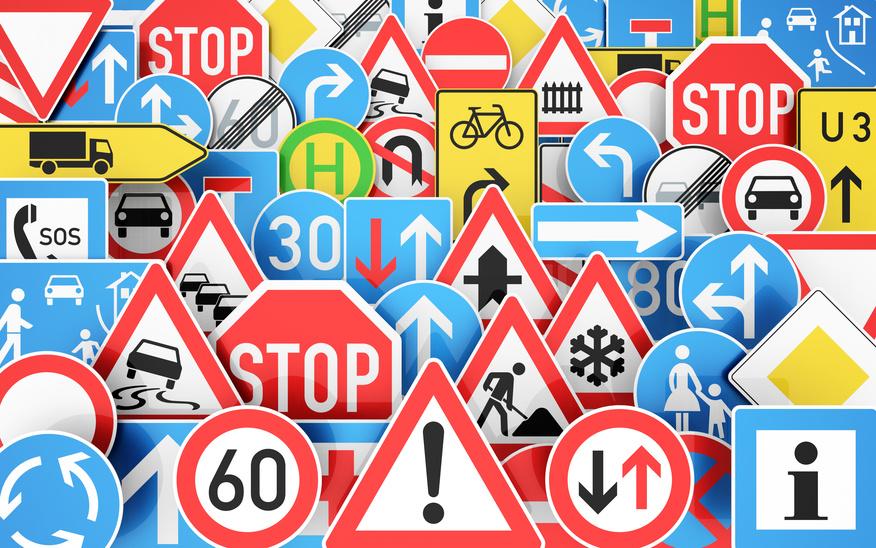 Posa segnaletica stradale in presenza traffico veicolare: DM 22/1/2019
