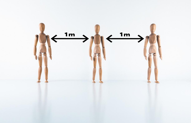 Prevenzione contagio covid-19 tramite controllo dei comportamenti