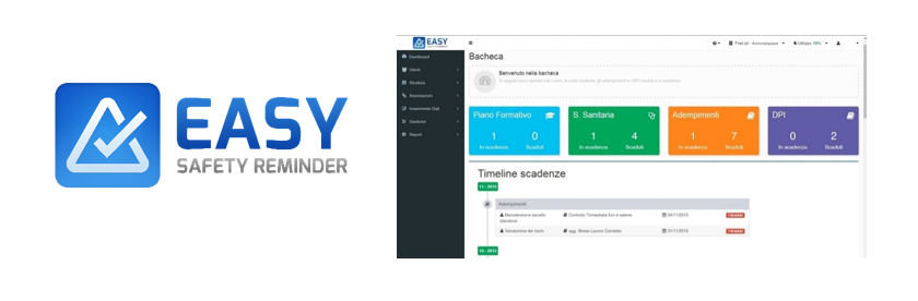 EasySafetyReminder per gli alberghi