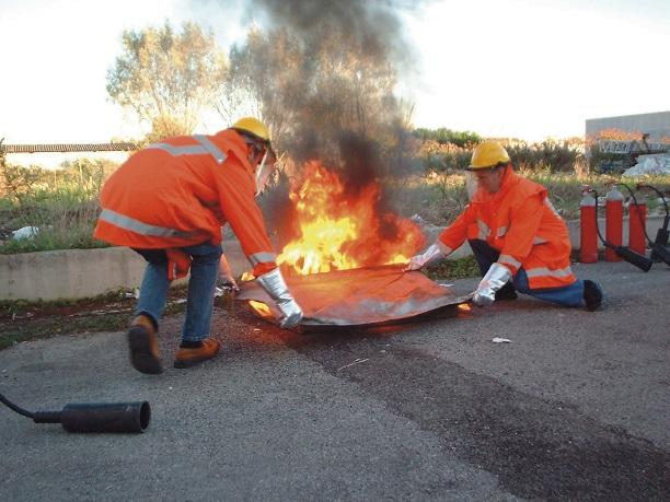 Aggiornamento formazione antincendio DM 10/3/98