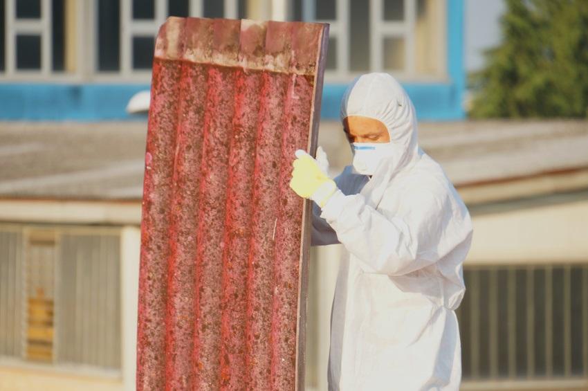 Normativa sulla gestione dell'amianto negli edifici: interpello 10