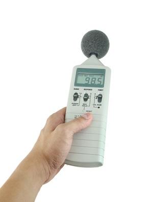 Emissione acustica ambientale attrezzature