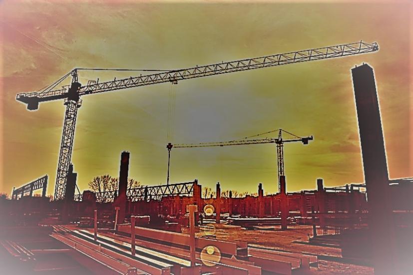 Rischio da temperature elevate nei cantieri edili