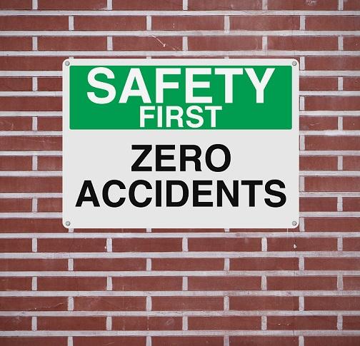 Safety First e infortuni zero: