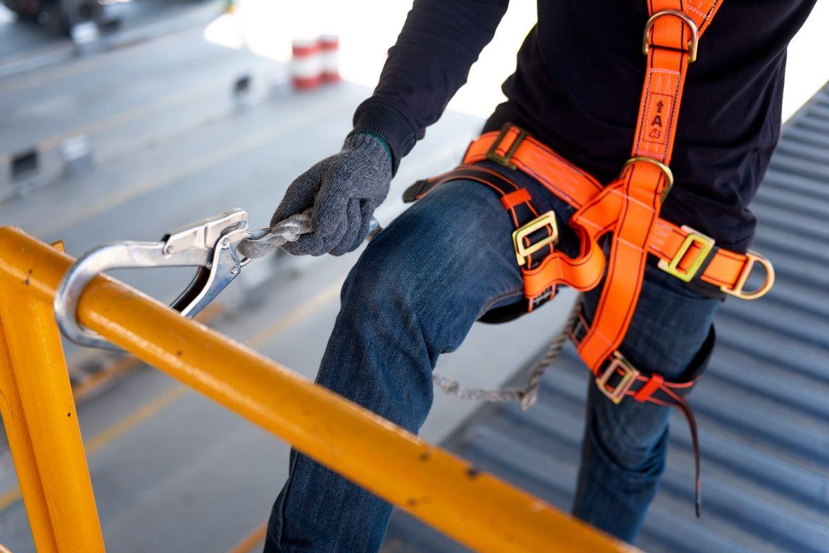 sicurezza sul lavoro in cantiere