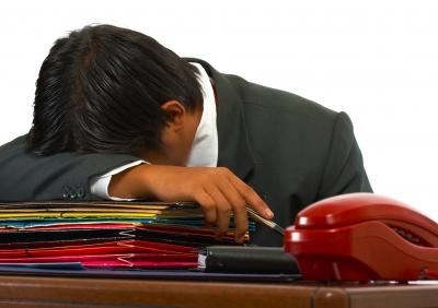 Rischio stress in aumento