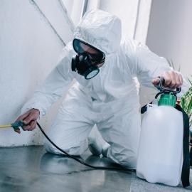 Decontaminazione del coronavirus negli ambienti di lavoro Corso in FAD