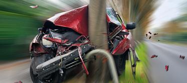 incidente stradale guida distratta