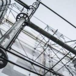 Ponteggi metallici fissi: volume tecnico Inail