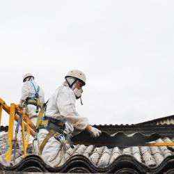 Telerilevamento per la mappatura dell'amianto in sicurezza