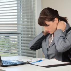 Rischio ergonomico: valutazione delle posture statiche di lavoro
