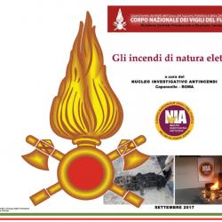 Gli incendi di natura elettrica - NIA Vigili del Fuoco