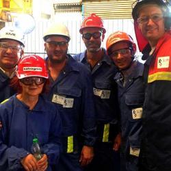 Il gruppo di lavoro dell'HSE Excellence Sharing Team