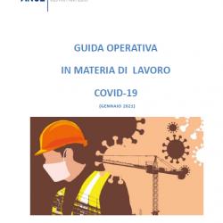 La guida operativa in materia di sicurezza sul lavoro covid-19