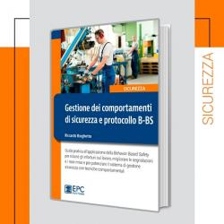 libro sulla gestione dei comportamenti e Behavior Based Safety per Natale