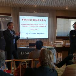 Seminario Behavior Based Safety Lisa Servizi DIAB SPA