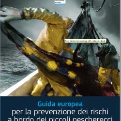 guida europea per la prevenzione dei rischi nei piccoli pescherecci