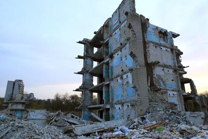 Terremoto vittime sul lavoro